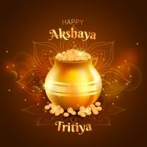 Akshaya Tritiya 2021